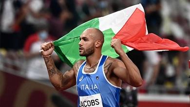 Marcell Jacobs, người kế thừa Usain Bolt ở đường chạy l00m là ai?