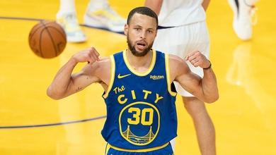 Nóng: Stephen Curry gia hạn hợp đồng trị giá 215 triệu đô la Mỹ với Golden State
