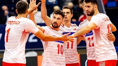 Kết quả thi đấu giải bóng chuyền nam Vô địch châu Âu 2021 mới nhất