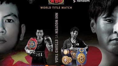 Trận Thu Nhi tranh đai WBO thế giới hé lộ thêm những điều đặc biệt