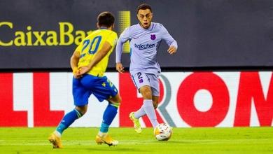 Đội hình ra sân Barcelona vs Levante hôm nay
