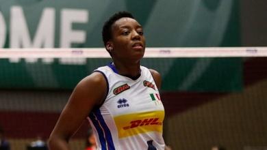 Tài năng Ý hướng tới cột mốc lịch sử tại giải bóng chuyền nữ U18 VĐ Thế giới