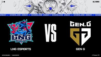 Trực tiếp CKTG 2021 hôm nay 18/10: GEN vs HLE