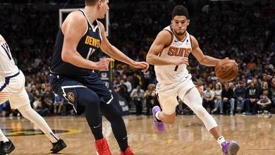 Xem trực tiếp Phoenix Suns vs Denver Nuggets hôm nay 21/10 trên kênh nào?