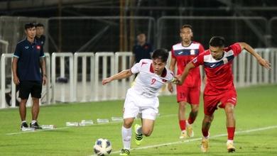 U23 Việt Nam vs U23 Đài Loan đá mấy giờ, ngày nào?