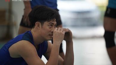 Tuyển bóng chuyền nam kết thúc đợt tập huấn, trả VĐV về CLB