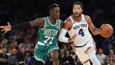 New York Knicks vs Boston Celtics: Trận đấu 2OT điên rồ với nhiều cú ném không tưởng