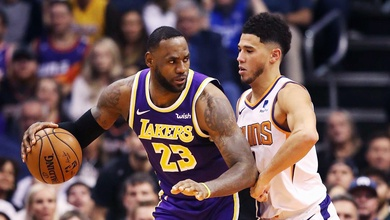 Nhận định NBA 2021-22: Phoenix Suns vs Los Angeles Lakers (Ngày 23/10 9h00)