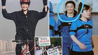 Nữ VĐV bóng chuyền Afghanistan bị Taliban chặt đầu