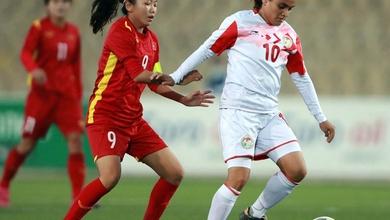 Vì sao cánh cửa dự World Cup 2023 hẹp lại với tuyển nữ Việt Nam?