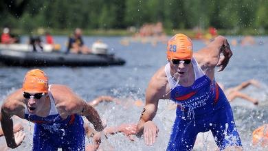 Nga lún sâu bê bối chất cấm vì VĐV triathlon dương tính doping ở Olympic Tokyo