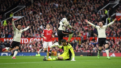 MU lọt lưới sớm nhất sau 3 năm trong cơn ác mộng trước Liverpool