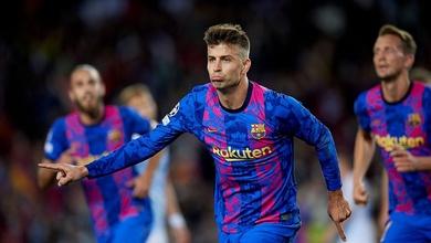 Pique vượt qua Ramos để làm nên lịch sử ở Champions League