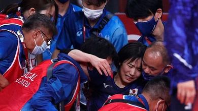 Sarina Koga chấn thương, tuyển bóng chuyền nữ Nhật Bản vẫn có 3 điểm