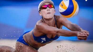 Đồng phục Olympic: Tại sao các cầu thủ bóng chuyền bãi biển mặc bikini?