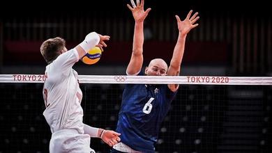 Kết quả bốc thăm tứ kết bóng chuyền nam Olympic Tokyo 2021