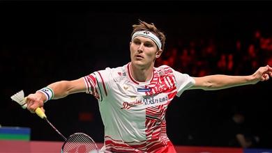 Kết quả cầu lông tứ kết Đan Mạch mở rộng 22/10: Hứa hẹn chung kết Momota vs Axelsen