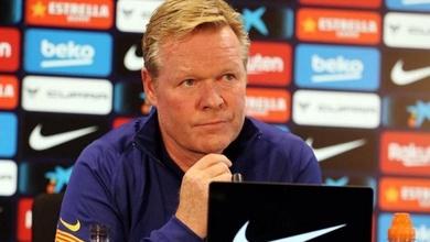 Barca chính thức sa thải HLV Koeman sau khi thua Rayo