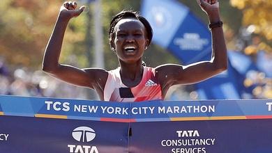 Kỷ lục gia thế giới marathon nữ Mary Keitany bất ngờ giải nghệ