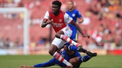 Đội hình Arsenal đá trận mở màn thế nào khi vắng Partey?