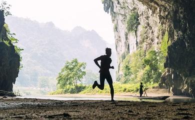 Giải chạy siêu địa hình Ba Be Jungle Marathon Chiến Thắng Bản Thân