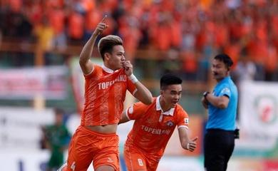 Hồ Tấn Tài tỏa sáng, Bình Định khởi đầu như mơ ở V.League 2021