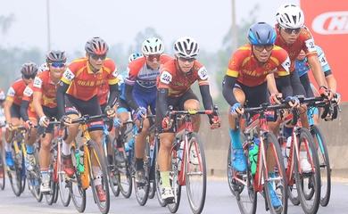 Nguyễn Trường Tài nhất chặng 10 giải xe đạp Cúp truyền hình HTV 2021
