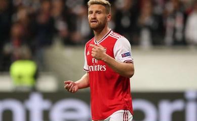"""Tin chuyển nhượng Arsenal 2020 mới nhất 23/9: """"Pháo thủ"""" rao bán Mustafi"""