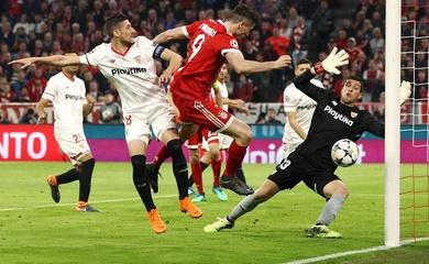 Lịch sử đối đầu, đội hình Bayern Munich vs Sevilla, siêu Cúp châu Âu 2020
