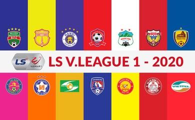 Lịch thi đấu V League 2020, Lịch bóng đá Việt Nam hôm nay