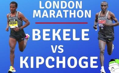 Eliud Kipchoge - Kenenisa Bekele: Cuộc đại chiến marathon thế kỷ