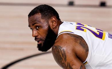 Dấu hiệu xuống sức bắt đầu xuất hiện, LeBron James đã già?