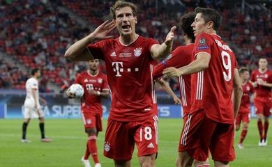 Video Highlights Bayern Munich vs Sevilla, Siêu cúp châu Âu 2020 đêm qua
