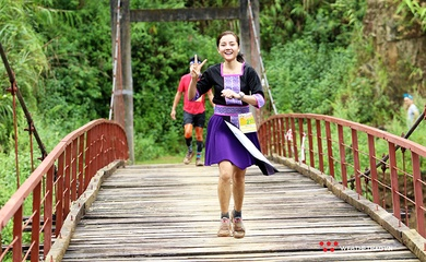 Diễn viên Châu Sa - Đóa ban rừng chớm nở của làng chạy phong trào