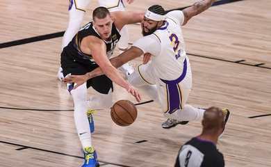 Nhận định NBA: Denver Nuggets vs Los Angeles Lakers (ngày 25/09, 8h00)
