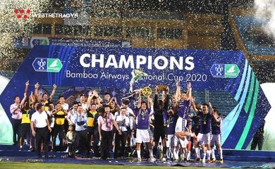 Chưa cần Văn Hậu, Đình Trọng, Hà Nội FC vẫn tràn trề cơ hội vô địch V.League