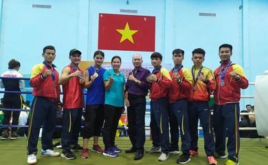 Muay-Kickboxing Thái Nguyên: Vượt muôn khó bước vào giải Quốc Gia 2020