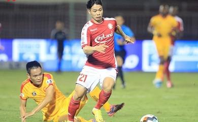 Video Highlights TPHCM vs Nam Định, V-League 2020 hôm nay