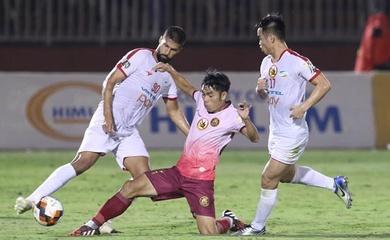 Video Highlights Viettel vs Sài Gòn, V-League 2020 hôm nay