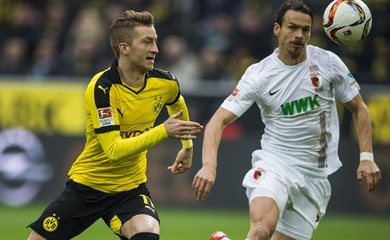 Nhận định Augsburg vs Dortmund, 20h30 ngày 26/09, VĐQG Đức