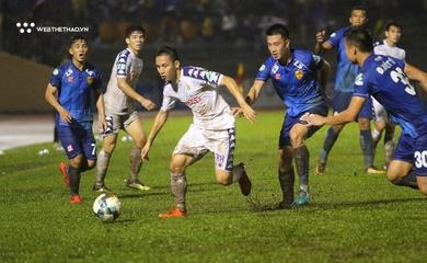 Video Highlights Quảng Nam vs Hà Nội, V-League 2020 hôm nay