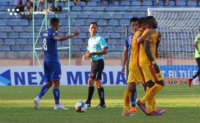 Video Highlights Thanh Hóa vs Hồng Lĩnh Hà Tĩnh, V-League 2020 hôm nay