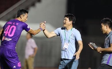"""HLV Vũ Tiến Thành """"gián tiếp"""" nghĩ về chức vô địch V.League 2020"""