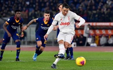 Link xem trực tiếp AS Roma vs Juventus, Serie A 2020