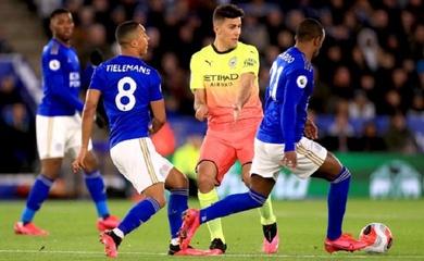 Link xem trực tiếp Man City vs Leicester City, Ngoại hạng Anh 2020