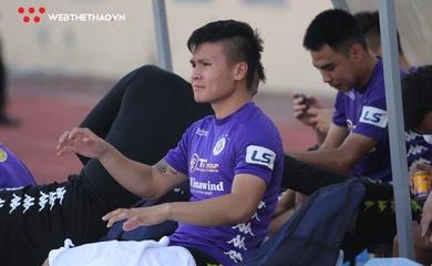 Quang Hải bỏ ngỏ khả năng đá trận với Thanh Hóa