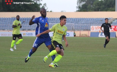 HLV Quảng Nam: Nếu là HLV ĐT Việt Nam, tôi gọi hết cầu thủ Hà Nội lên Tuyển