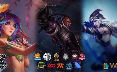 Kết quả scrim trước thềm CKTG 2020: G2 Esports thua cả Unicorn of Love