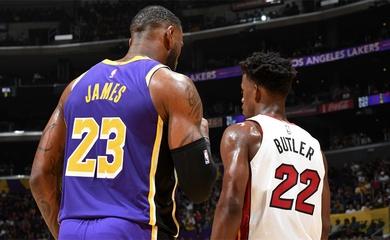 NBA Finals 2020 chốt cặp đấu Los Angeles Lakers vs Miami Heat