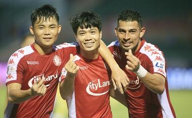 """Công Phượng """"tẩy thẻ"""" ở trận CLB TP.HCM thắng Nam Định?"""
